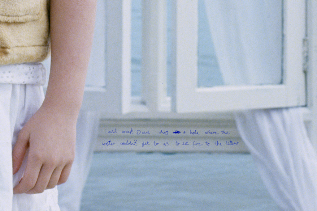 Natascha Stellmach, secret 1 (detail), 2008