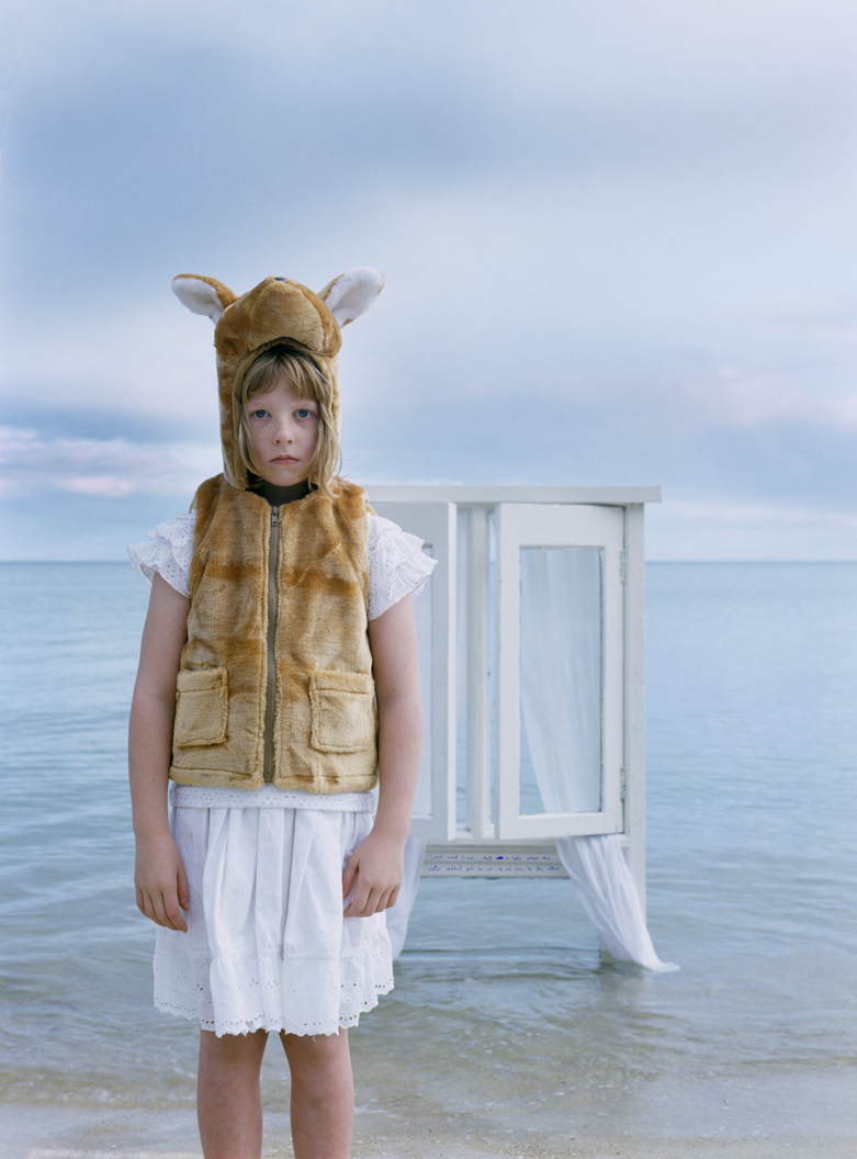 Natascha Stellmach, secret 1, 2008, archival ink on photo rag, 138 x 102 cm