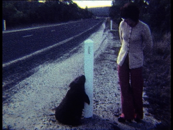 Natascha Stellmach, Oi Oi Oi, 2007, still from super8 film transferred to video, 1-channel, sound, 3:30min