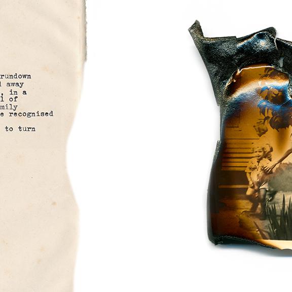 Natascha Stellmach, Blood No. 9, 2006–09, archival ink on photo rag, 42 x 59 cm