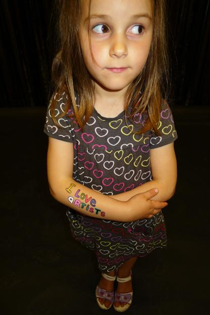 Camilla wearing Varookamcsalt, Southern USA, 2012