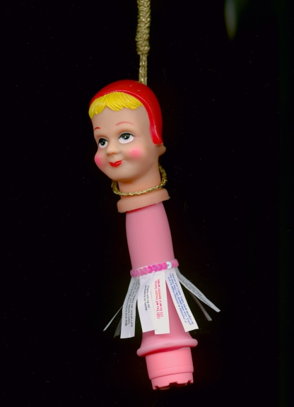 Fuckhead (from the series Worry Dolls), archival ink on photo rag, 60 x 44cm, 2010