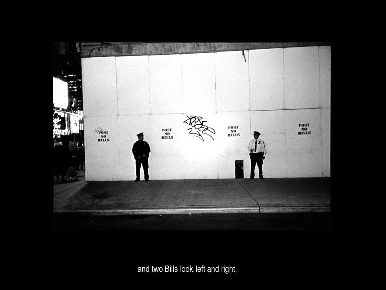 Natascha Stellmach,How Insensitive, 2005, photo film: 1-channel loop, B+W, sound, 3:05 mins
