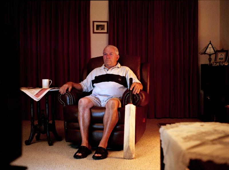 BORIS + NATASCHA, Still from Meditations #5, 2007, sound, 6:30 min video loop