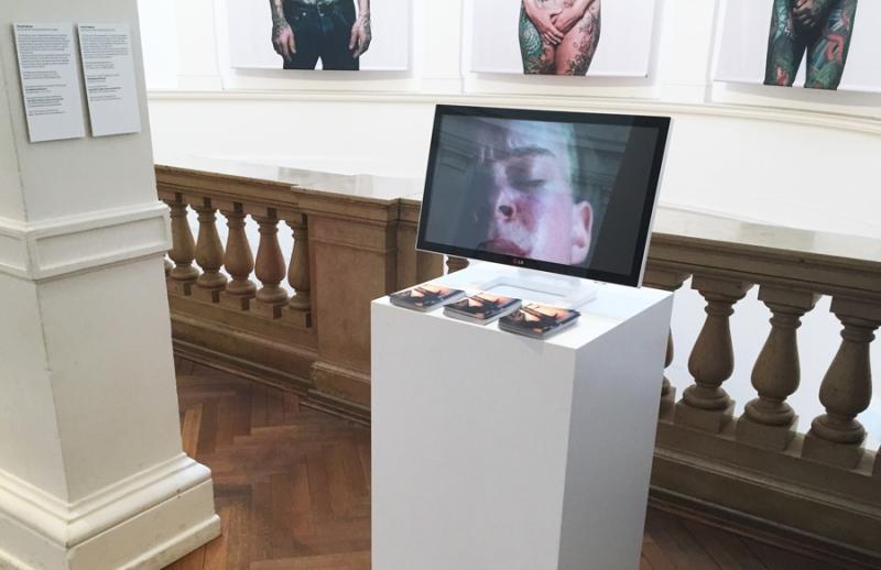STELLMACH-TheLettingGo-VideoInstall-MKG-Hamburg2015